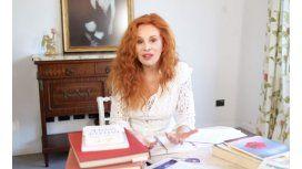 Nacha Guevara se encuentra escribiendo sus memorias