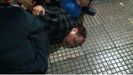 La Tota Santillán, detenido por la policía de Vicente López