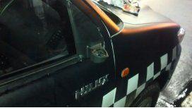 Detuvieron a la Tota Santillán acusado de robo y resistencia a la autoridad: las fotos