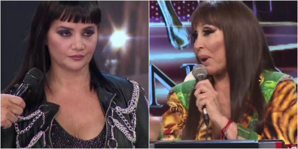 ShowMatch: picante cruce entre Nancy Pazos y Moria Casán