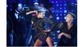 Chiara Mea y El Polaco en el Bailando