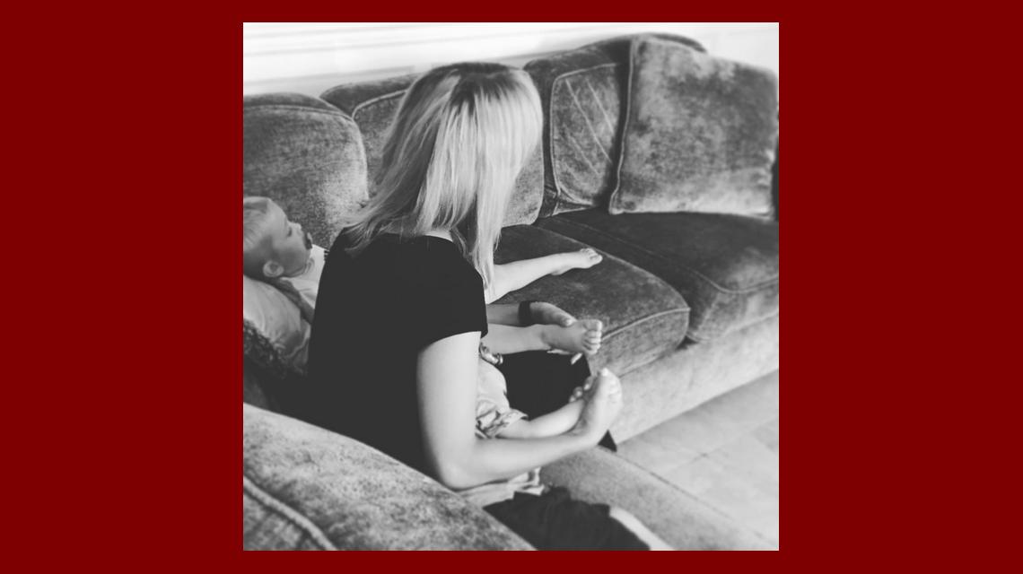 Luisana Lopilato publicó su primera foto con Noah tras su recuperación