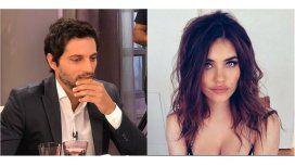 Furriel habló de las escenas hot de su novia: Lo entiendo y conozco a sus compañeros