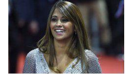 Antonella mostró las joyas que usará para su casamiento con Messi