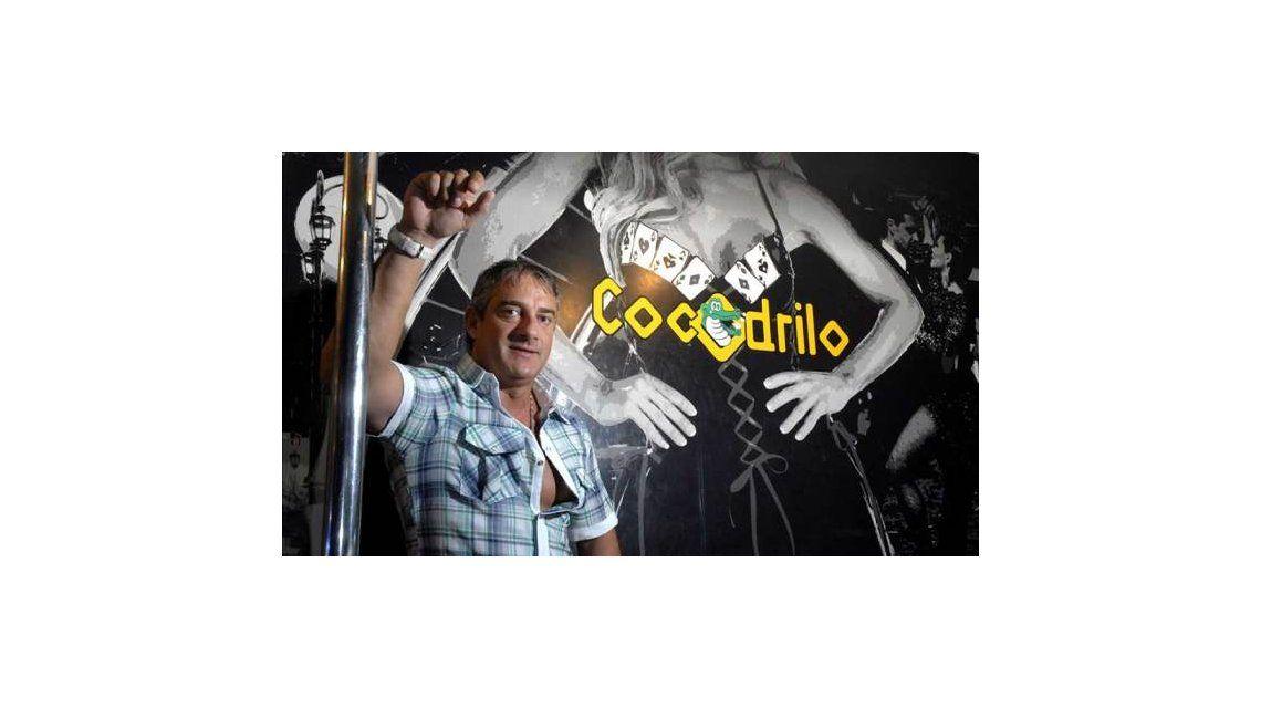 Al dueño de Cocodrilo le llegaron 32 mil pesos de agua.