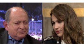 Conmovedora charla entre Chiche Gelblung y Pampita que hizo quebrar al periodista