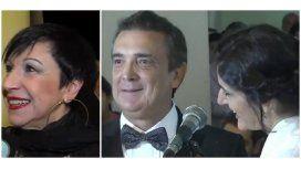 Las dos declaraciones para el recuerdo del casamiento de Cecilia Milone y Nito Artaza