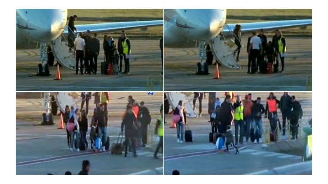 Lionel Messi y Antonella Roccuzzo llegaron a Rosario, a días de su casamiento