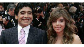 Dalma Maradona, furiosa contra Dani Alves por Diego