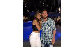 Cómo se conocieron Messi y Antonella