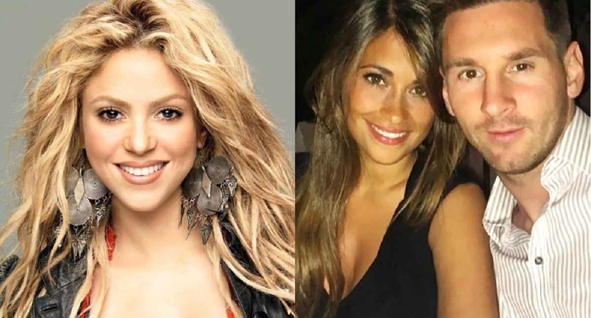 Shakira asistirá al casamiento de Lionel Messi y Antonella Roccuzzo