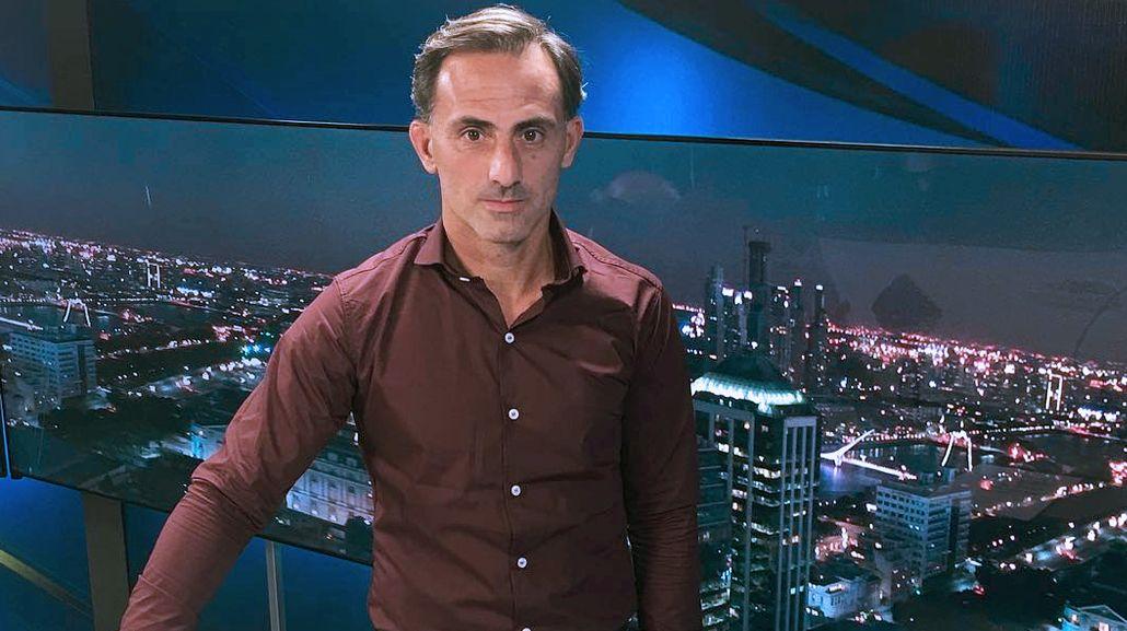 Diego Latorre demandaría al encargado de difundir los chats y video con Natacha Jaitt