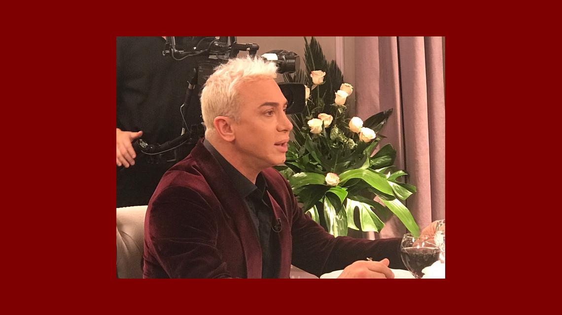 Flavio Mendoza contó que su madre sufre Alzheimer