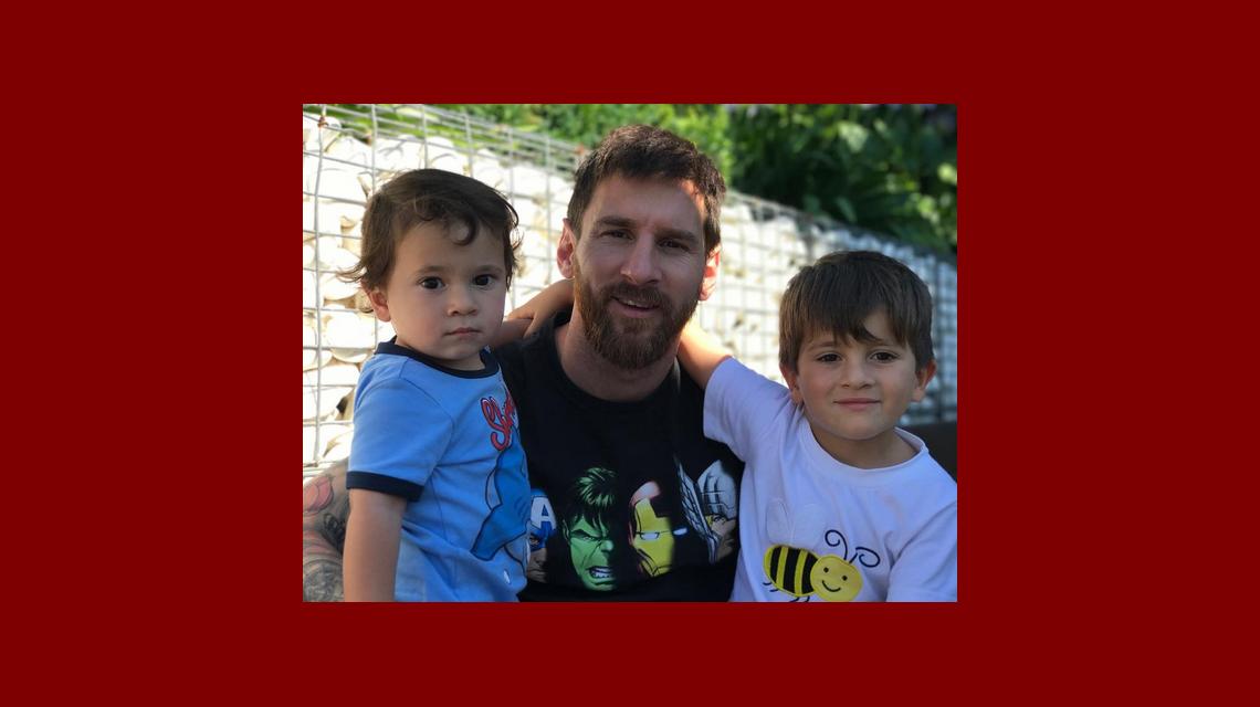 Lionel Messi volvió a Barcelona tras el amistoso de la Selección en Australia
