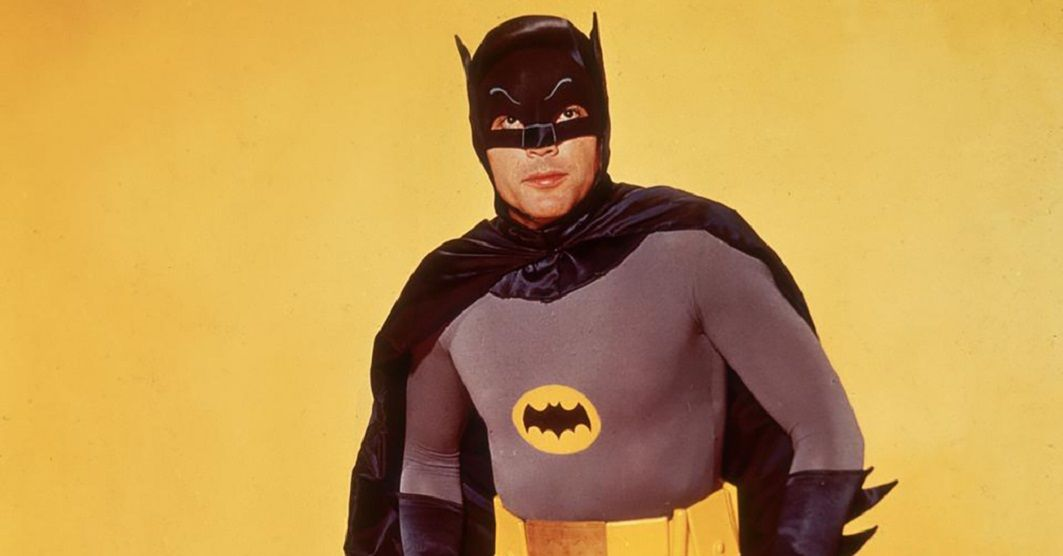 Murió Adam West