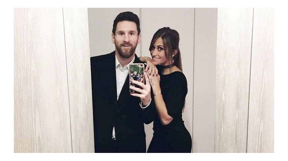 El casamiento de Messi y Antonella es el 30 de junio