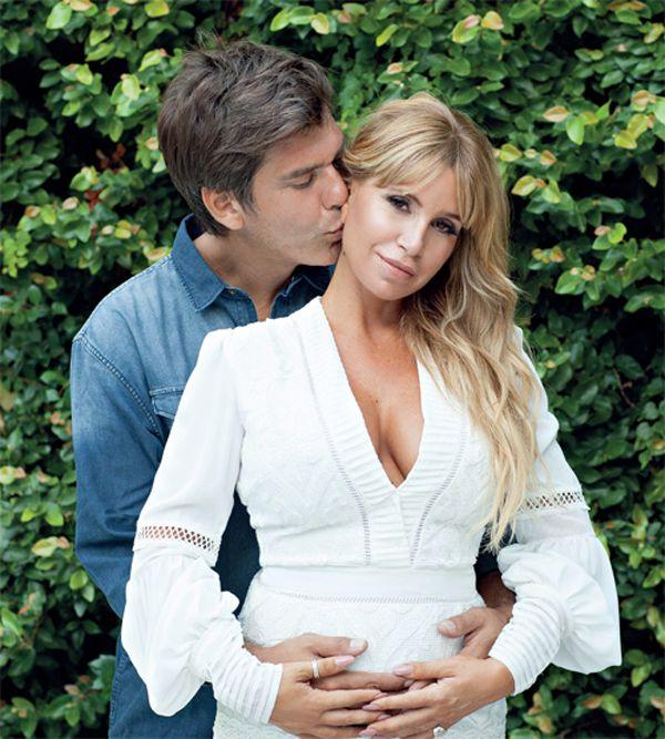 Florencia Peña, muy hot con su novio: Si el video íntimo hubiera sido con él...