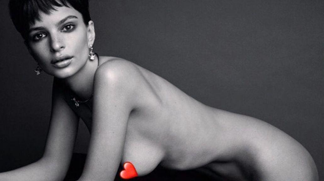 Emrata al desnudo