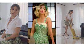 Jimena Barón, picante, tras ser acusada de plagiar a J.Lo: Laburen y dejen laburar