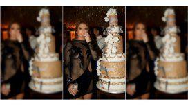 Jennifer López, muy sensual, mostró de más en su cumpleaños