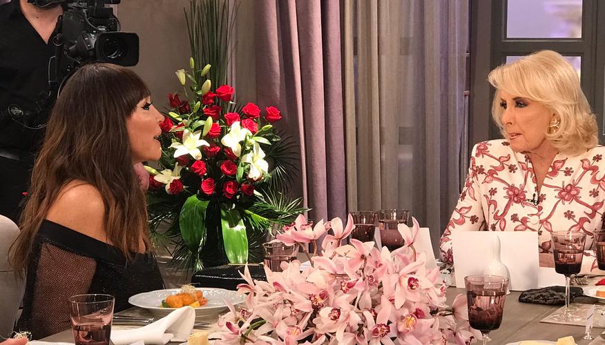 Moria Casán: Yo creo que muchos hombres gustan de Cristina Kirchner