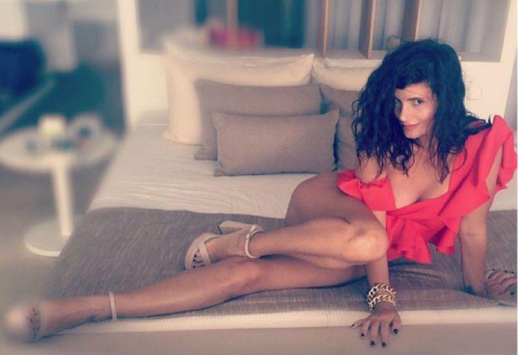 Griselda Sicilliani hot