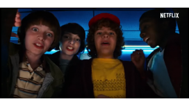 Netflix estrenó el trailer de Stranger Things