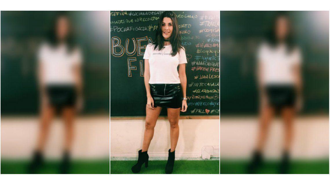 Ivana Nadal contó qué quiere ser después de terminar el secundario