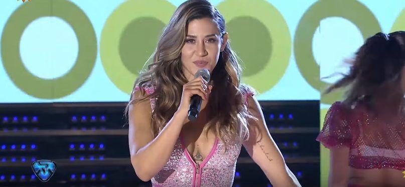 Jimena Barón estrenó La Tonta en Showmatch