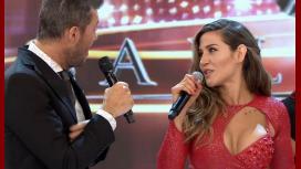 Jimena Barón destrozó a Daniel Osvaldo en ShowMatch