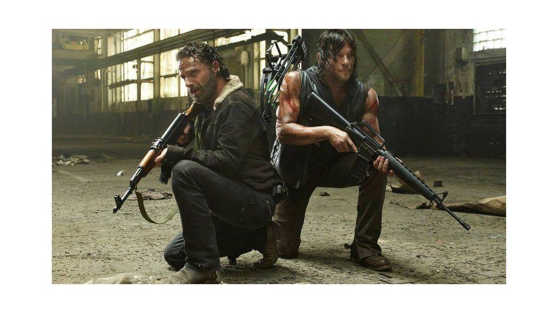 The Walking Dead vuelve el 22 de octubre