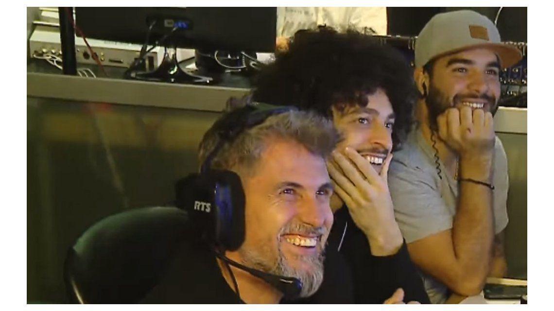 El Chato se ríe de Nito