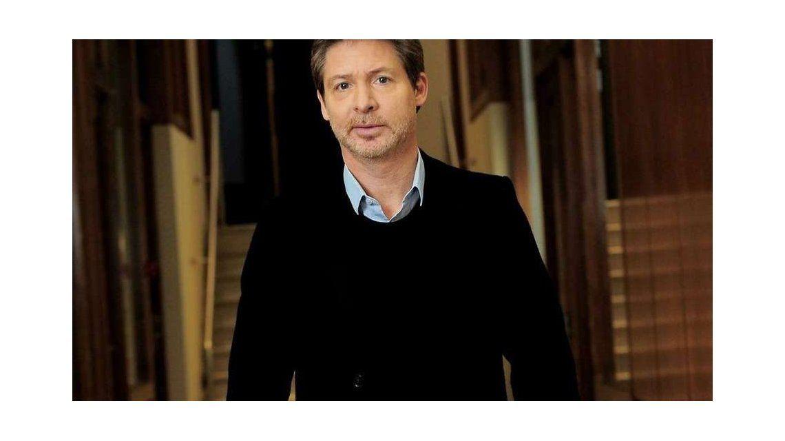 Adrián Suar habló sobre los polémicos audios: Es una pena