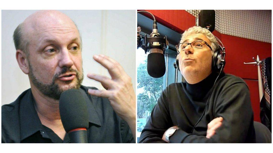 Tras la aparición en TV de Mariana Nannis, Campanella trató de hipócrita a Claudio Villarruel