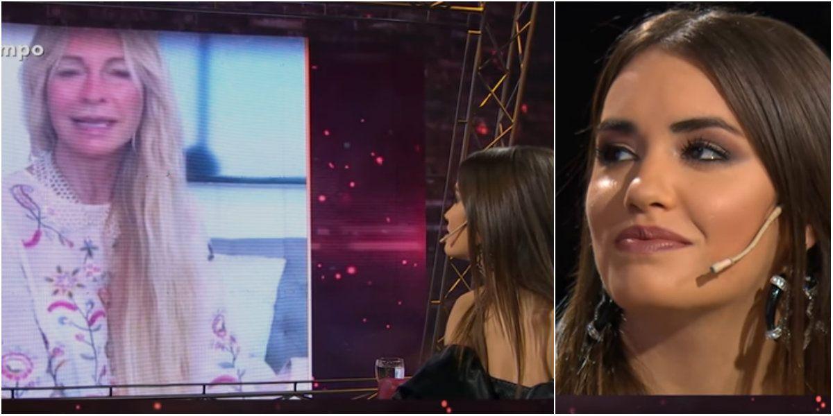 El conmovedor mensaje de Cris Morena que hizo emocionar a Lali Espósito