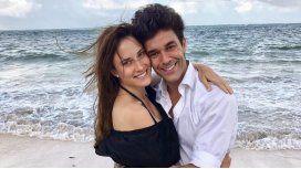 Camila Cavallo y Mariano Martínez fueron papás el pasado 25 de junio