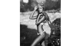 Oriana Sabatini calentó con un casi topless en Instagram