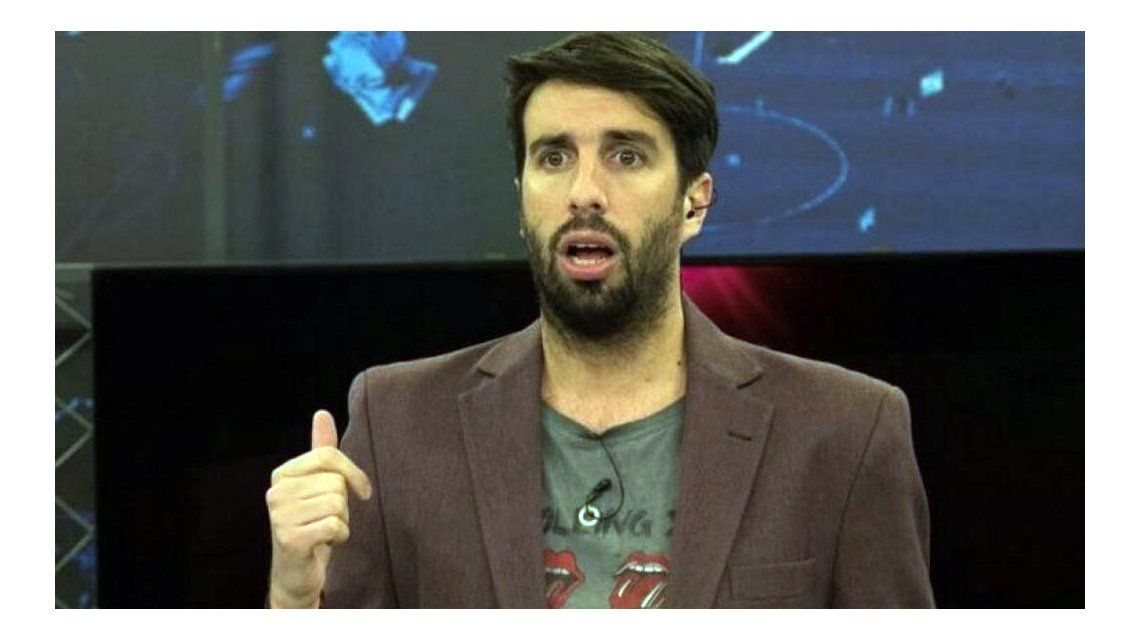 Flavio Azzaro: No hubo golpes de puño con Ricardo Canaletti