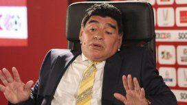 Diego Maradona vivirá en una imponente propiedad en Emiratos Árabes