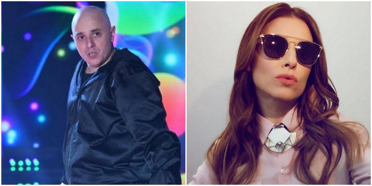 Fuerte pelea entre Mariana Brey y El Dipy en ShowMatch: chicanas y picantes acusaciones
