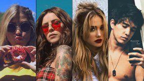 Los famosos fans de Instagram Stories