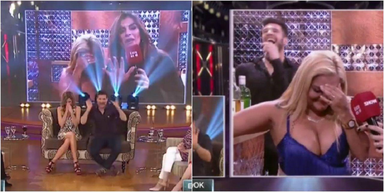 La Bomba Tucumana metió la pata en un móvil en vivo: Estoy un poco tomada