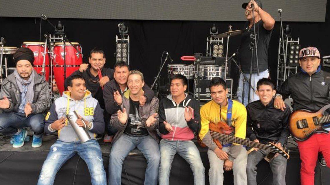 El reconocido grupo de cumbia hizo hits como Iluminará y Te vas a arrepentir