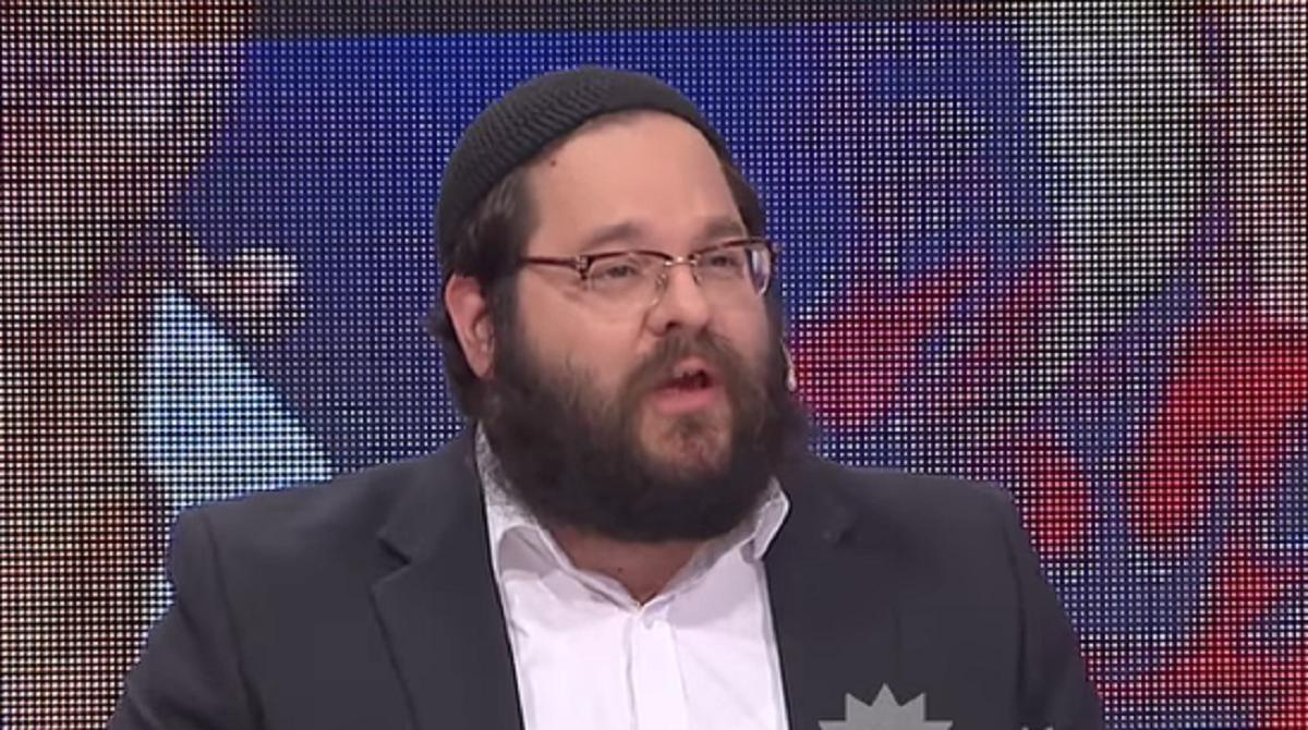 Habló Yosi Baumgarten, el Rabino que ayuda a Yanina Latorre