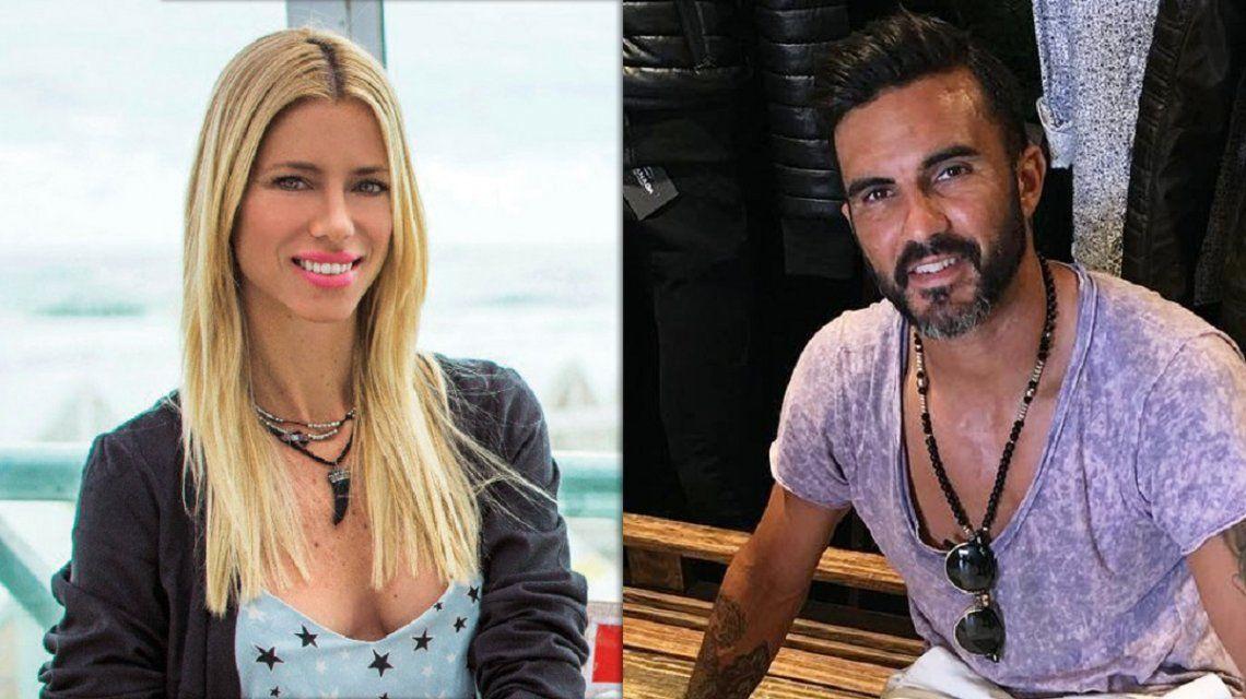 Fabián Cubero habló de los rumores de romance entre Nicole y Cosentino