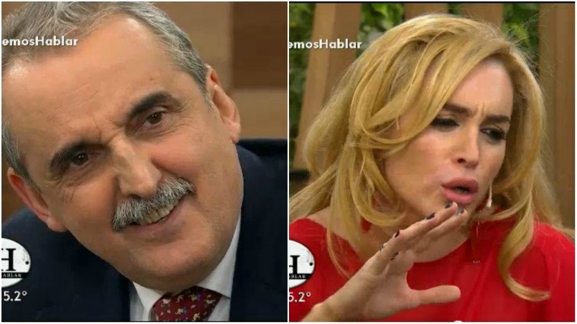 Guillermo Moreno se rió de Fátima haciendo de Cristina