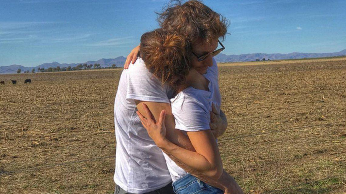 Gime Accardi y Nico Vázquez, súper románticos en el campo: Un día de sol, repleto de amor y recuerdos
