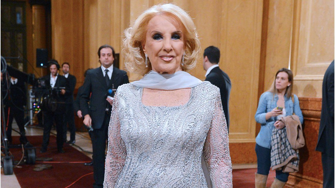 Mirtha Legrand odia las selfies