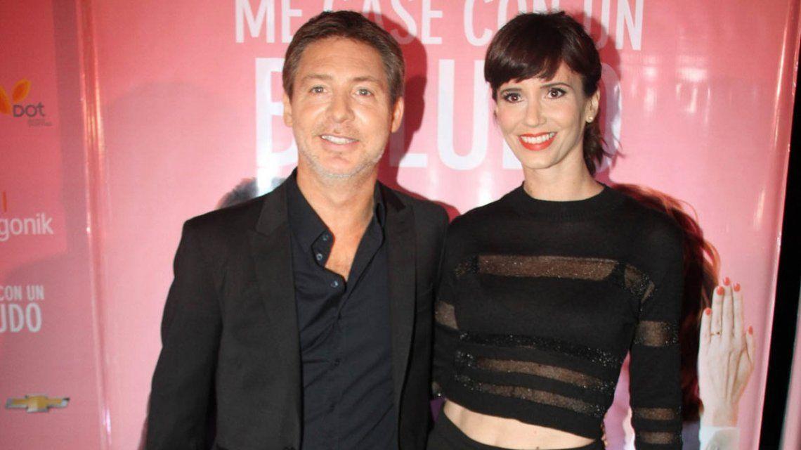 Adrián Suar y Griselda Siciliani le respondieron a Araceli González