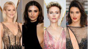 Jennifer, Emily, Scarlett y Kendall, entre las más lindas